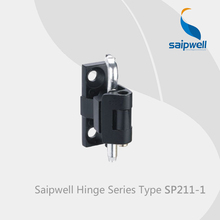 Saipwell SP211-1 bathroom cabinet door hinges cabinet hinges installation kitchen cabinet door hinges types 10 Pcs in a Pack(China)