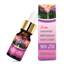 Best Deal Fashion New Snow lotus Flavor 10ml Pure & Natural Essential Oils Body Relax Aromatherapy Scent Skin Care 1pc