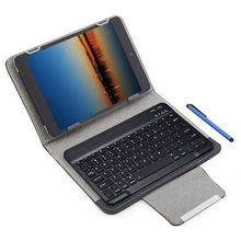 "9"" 10"" High Quality 3 in 1 Universal Bluetooth Keyboard Tablet Case Cover with Stander for iOS / Android / Windows"
