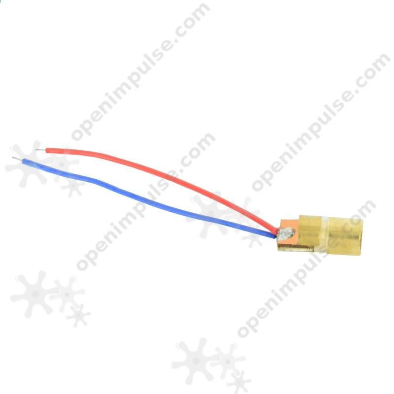 6 mm Red 5V Laser Diode Module-3