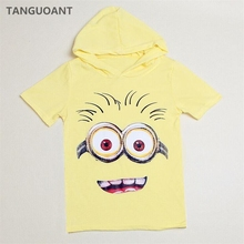 philology Hot Sale popular cartoon boys t shirt girls nova t-shirts kids short sleeve t shirts child Spring hoodies Tops & Tees(China)