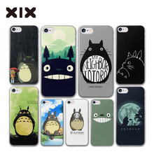 For fundas iPhone 5C case Totoro hard PC back cover for coque iPhone 5C 2016 new arrivals case for Apple iPhone 5C