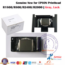 Original New Lock For EPSON R800 R2000 R1800 R2400 800 2000 1800 2400 DX5 Printhead F158000 F186000 F187000 Printer parts
