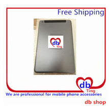 For Apple iPad mini3 mini 3 A1600 A1601 4G 3G Version Battery Door Back Rear Housing Cover Case Replacement with logo