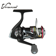FyshFlyer SK Series High-precision Premium Spinning Reel; Stainless Steel 8+1 BB; CNC Alloy Body/Handle(China)