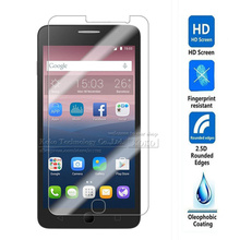 Alcatel One Touch pop star 3G 5022 5022D 5022X Tempered Glass Original 9H Protective Film Explosion-proof Screen Protector(China)