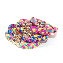 10pcs Women Girl Hairband Girls Headbands Elastic Hair Bands Ponytail Holders Hair Ring Scrunchies For Girl Rubber Band Hair Tie(China)