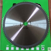 Free shipping Mower blade brush cutter blade lawn mower accessories alloy 80T solid blade(China)