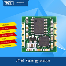 JY61 MPU6050 module Accelerometer Gyroscope angle output 6-axis Serial port TTL level(China)