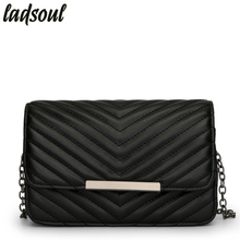 Buy LADSOUL Chain Women Messenger Bags Women Shoulder Bag Ladies Female Clutch Bags Women Cross-body Bags Tote A241/g for $15.41 in AliExpress store