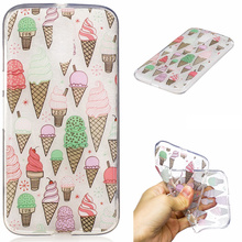 For Motorola Moto G4 Play Pineapple TPU Jelly Case Feather Dream Catcher Soft TPU Case For Motorola Moto G4 G4 Plus