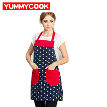 Cute Kids Sleeveless Apron Canvas Antifouling Oil  Students Drawing Clothes Household Cleaning Tools Wholesale Bulk