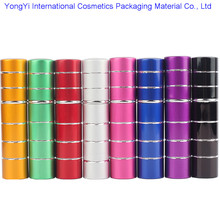 8 colors Hot!1pcs Free Shipping Fashion Portable Mini Atomizer Perfume Bottle Aftershave Makeup Spray Atomiser Travel 10ml(China)