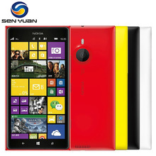 "Original Unlocked Lumia 1520 Nokia Windows phone Quad Core 2GB RAM  32GB ROM 3G 4G 6"" Touch Screen Nokia Lumia 1520 mobile phone"