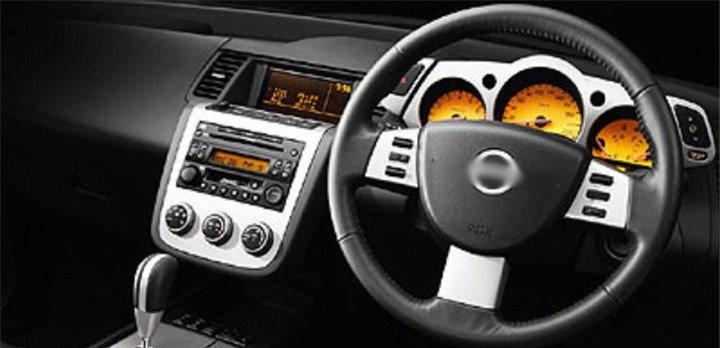 Nissan Murano 2002-1