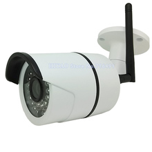 Free Shipping 2 Pieces 960P 1.3 MP IP wireless camera Night Vision  PnP  Wireless IP Camera Wifi Outdoor camera mini Waterproof