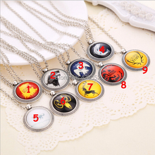 2015 New Arrival Trinket Necklace Game of Thrones The Song of Ice and Fire Pendant Necklace Vintage Necklace 9 Designs