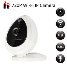 H(H) free ship HD 720P IP Camera MINI WIFI Wireless webcam Baby monitor ip cam Wi-Fi P2P Home Security WI FI pocket camara ip