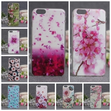 ip 6Plus Luxury 3D Printing Colorful Floral Flower Phone Case For Apple iPhone 6plus Back Silicone Soft Cover for iphone 6s plus
