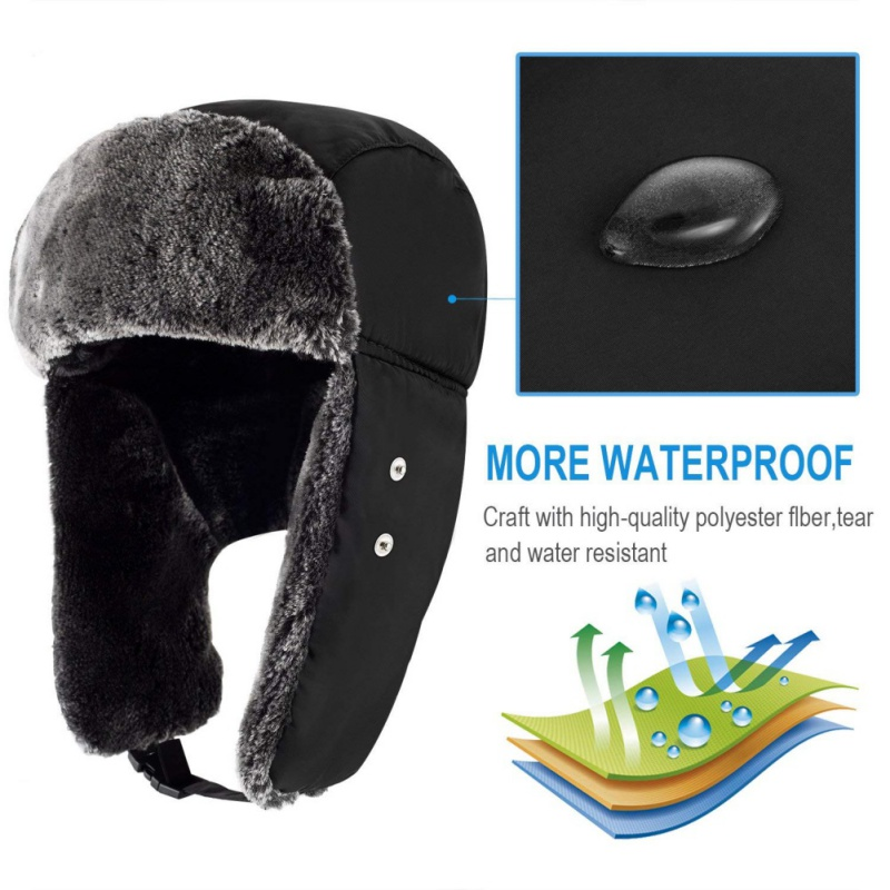 Detail Feedback Questions about Unisex Winter Trooper Hat Hunting ... a7b424b400e1