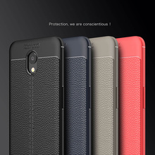 Buy Carbon Fiber TPU leather Case Meizu M6s mblu S6 Soft Full Cover Silicone shockproof Back Cover Meizu Meilan Mbu S6 case for $2.99 in AliExpress store