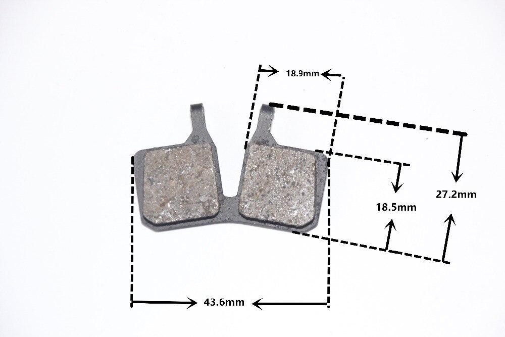 Uberbike Magura MT7 Sintered Disc Brake Pads 4pcs pads