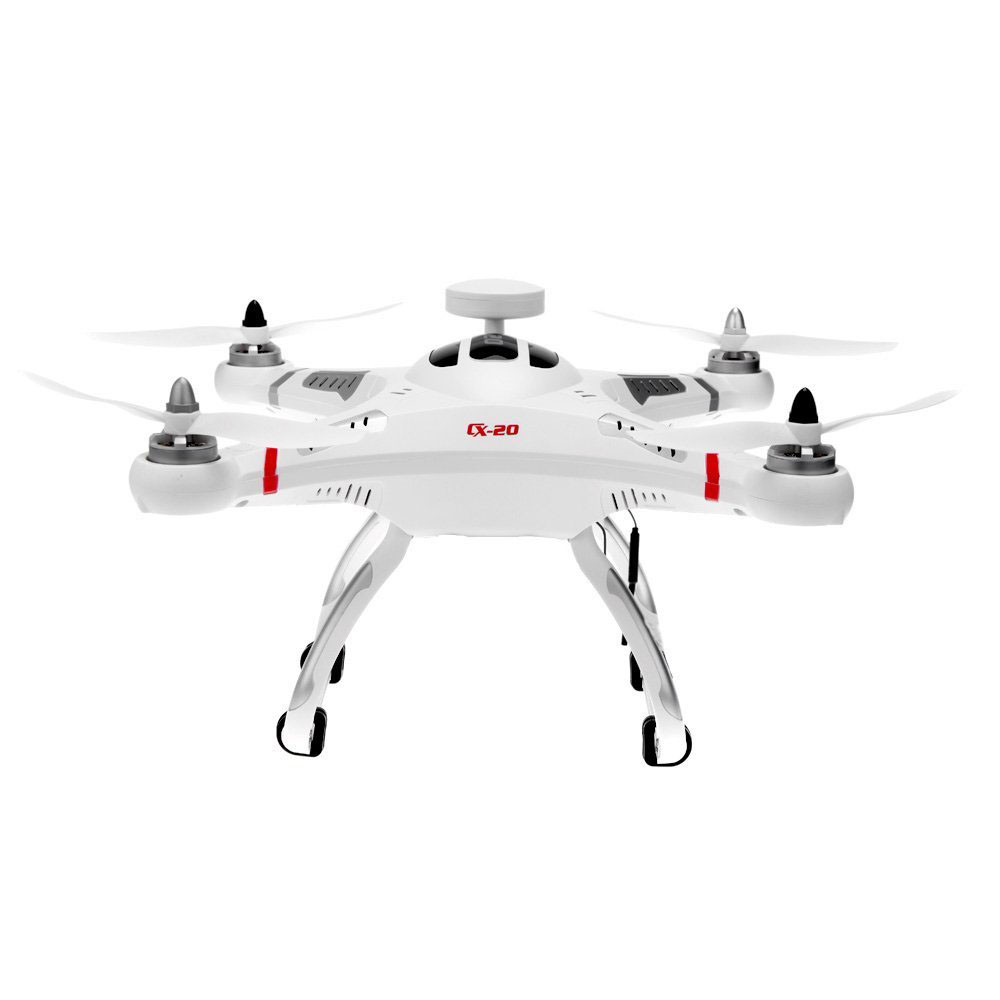 Cheerson CX-20 Auto-Pathfinfer RTF Drone 6-axis GPS MX Autopilot System Quadcopter Aircraft Toy with Camera 2017 New Helicopter