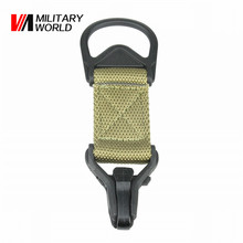Airsoft Military Tactical Backpack Sling Buckle Sling Clip Hunting Safe Hooks Travel Multifunctional First Aid Kit Tool