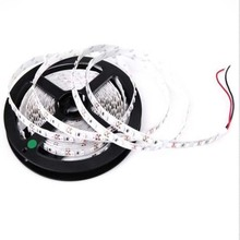 3528 600 5M warm / white/red/green/blue/yellow LED Strip 120led/m no-waterproof led strip(China)