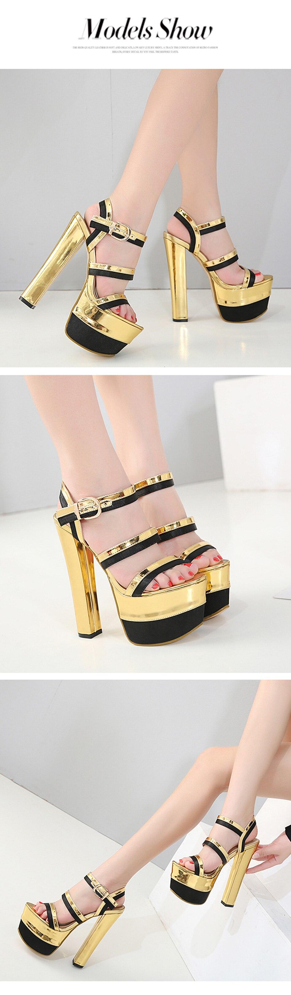 Women Summer Shoes summer wedges sandals sandalias de salto