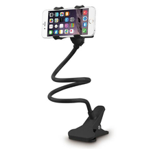 Universal Long Arm Lazy Mobile Phone Stand Holder 360 Rotating Flexible Phone Clip for iPhone Samsung Xiaomi LG