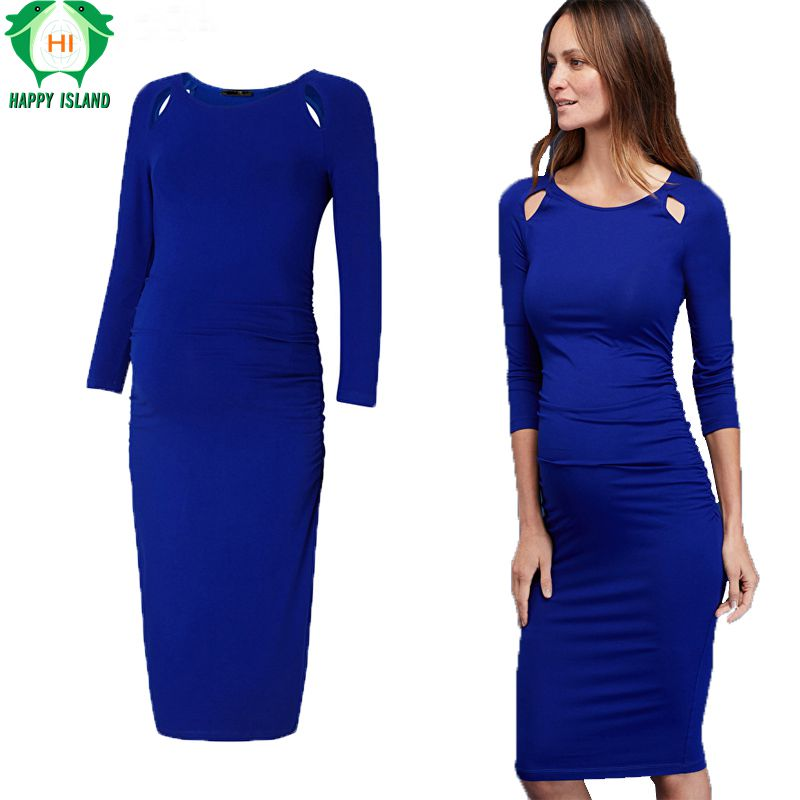 Mothers Day Maternity Clothes Loose Dresses Elegant Evening Dress For Pregnancy Long Evening Gown Dress Pregnancy Wear Clothing<br>