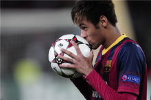 Neymar Poster Neymar JR Posters World Cup Wall Sticker Soccer Ball Wallpapers Canvas Prints Barcelona Football Stickers #1980#