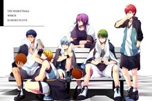 Generations of miracle Kuroko's Basketball fabric cloth silk art wall poster and prints