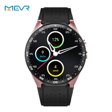 Android 5.1 Smart Watch 512MB + 4GB Bluetooth 4.0 WIFI 3G Smartwatch Phone Wristwatch Support Google Voice GPS Map kw88