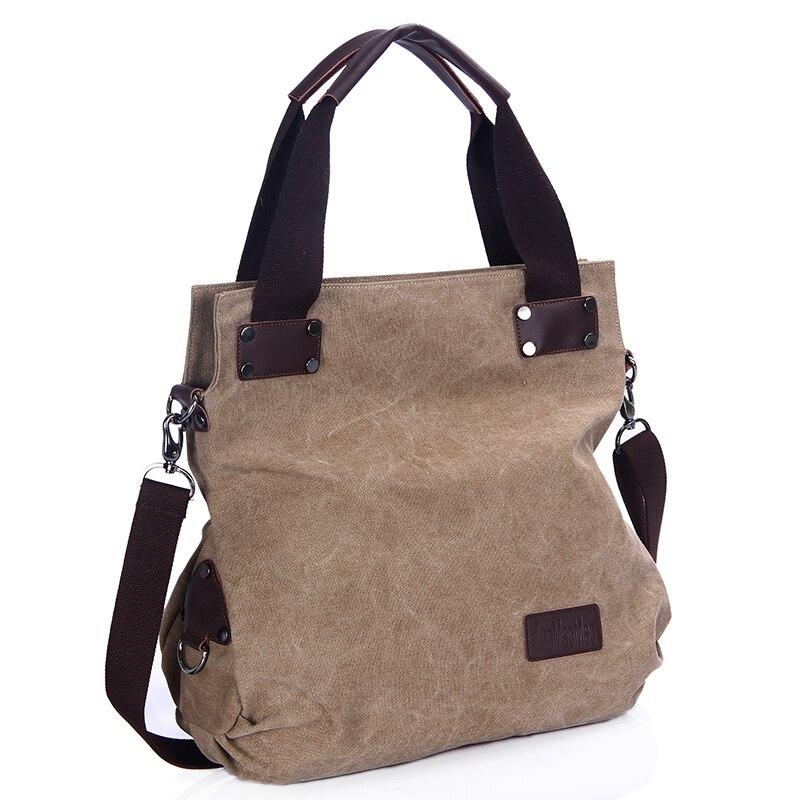 New Casual Women Shoulder Bags women canvas bag casual solid zipper hand tote clutch handbags bolsa feminina<br><br>Aliexpress