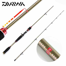 Daiwa adjustable length 180-210cm 210-24cm MH power spinning casting telescopic fishing rod carbon fiber fishing rods China