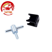 10pcs/lot Carton Steel Replacement Vice Screw for Tattoo Machine Tattoo Machine Parts SP-910-7(China)