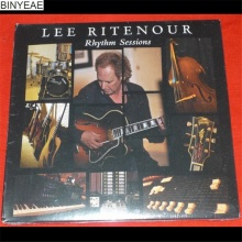 BINYEAE- new Rhythm Sessions by Lee Ritenour US version of CD [free shipping](China)