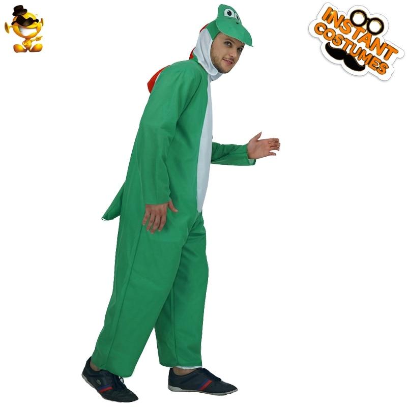 Pigiama Nero-Verde Yoshi Super Mario