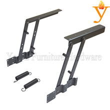 Lift Coffee Table Hardware Folding Table Mechanism With Spring B04(China)