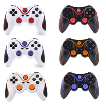 For Sony Playstation 3 Bluetooth Wireless Controller Dual Vibration Joystick Double Shock Joypad For Sony PS3 Sixaxis Gamepad