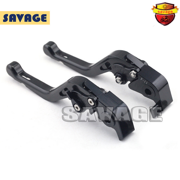 For DUCATI 999 749 S4R 848 /EVO Black Motorcycle Accessories CNC Aluminum Short Brake Clutch Levers<br>