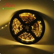 5 meters 12V LED Strip High Brightness SMD 5050SMD Flexible Double PCB High Cost Efficiency Decorative LED Strip Lights