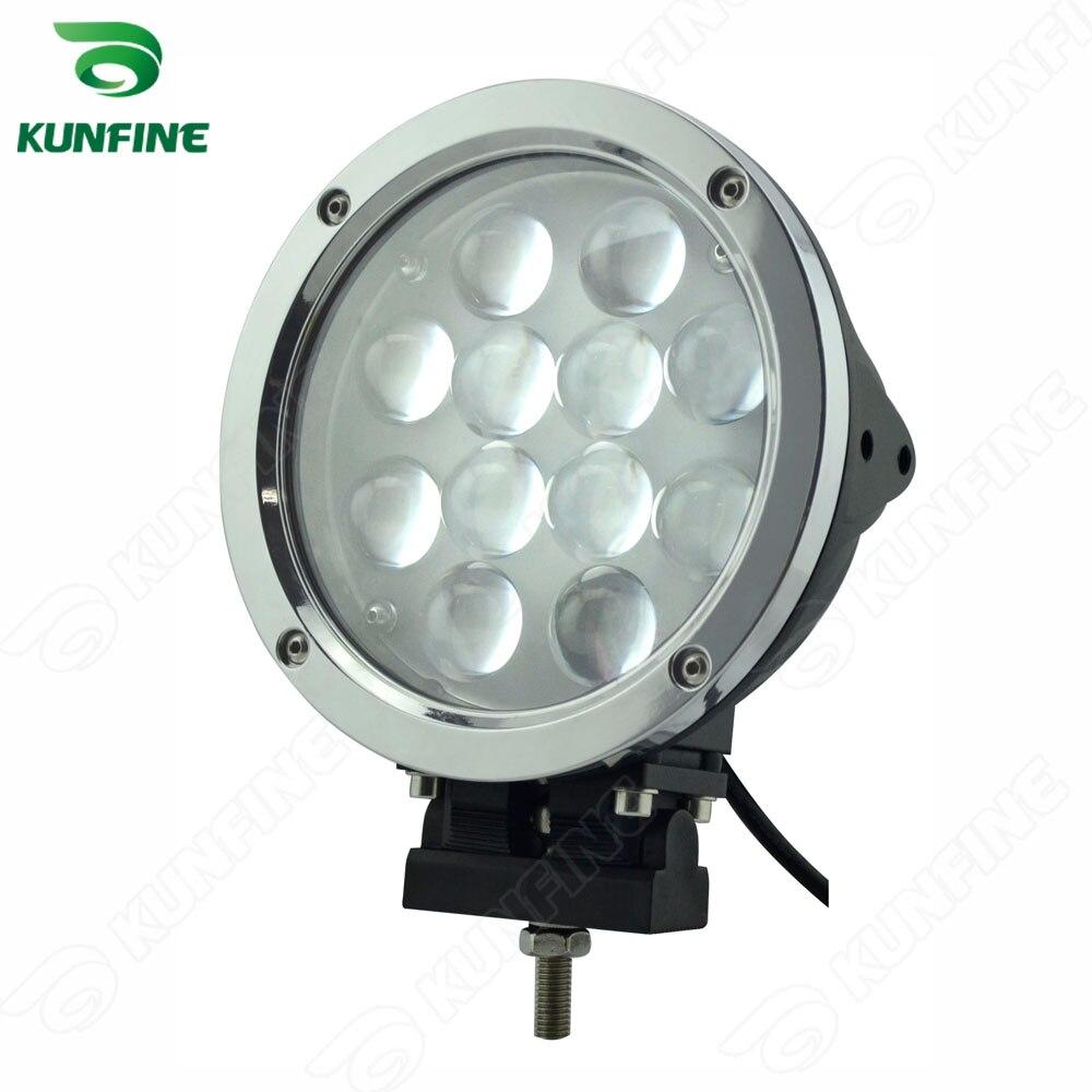 9-80V/60W Car LED Driving light LED work Light led offroad light for Truck Trailer SUV technical vehicle ATV Boat KF-L2044E<br>