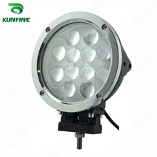 9-80V/60W Car LED Driving light LED work Light led offroad light for Truck Trailer SUV technical vehicle ATV Boat KF-L2044E(China)