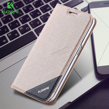 FLOVEME Luxury Ultrathin Flip Leather Phone Case For Apple iPhone 5 5S Wallet Holster Back Cover Bag For iPhone 7 5S 6 6S Plus