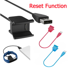 NEW 55mm USB Clip Design Charger Charging for Fitbit Alta HR Band Wristband Bracelet with Reset Function High Quality wholesale