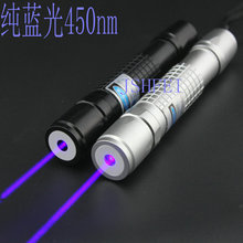 JSHFEI 450nm blue Laser pointer red  laser pointer light match  include 18650 battery and charger WHOLESALE LAZER
