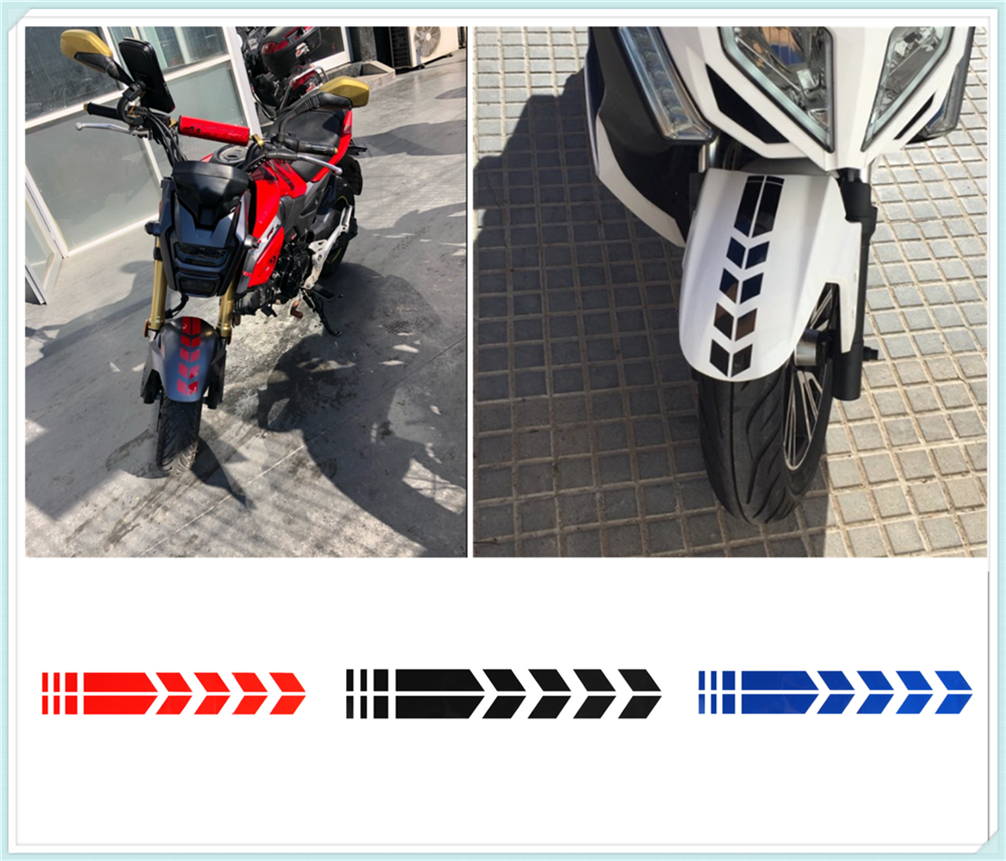 Motorcycle accessories fender fuel tank creative universal sticker for KTM 350EXC-F SIX DAYS 400XC-W 400EXC 400EXC-R